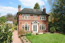 Detached property in Old Hall Drive...