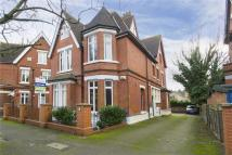Apartment in Peveril Drive...