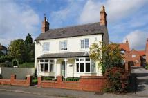 4 bed Detached house in Main Street, Epperstone...