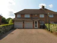 semi detached home in Mansell Close...