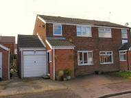 3 bedroom semi detached home for sale in Nevill Close, Hanslope