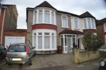 4 bedroom semi detached home in Aldersey Gardens, Barking