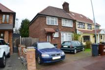 semi detached home for sale in Hepworth Gardens, Barking