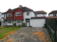 4 bedroom semi detached house to rent in CARSHALTON BEECHES...