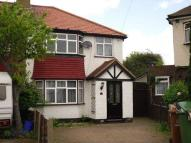 3 bed semi detached property to rent in Worcester Park, Surrey