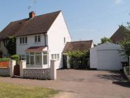 3 bed semi detached house in Homestead Road, HATFIELD...