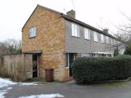 2 bedroom End of Terrace house to rent in Cherry Way, HATFIELD...
