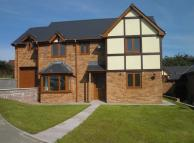 new home in Valley View, Brynmawr...