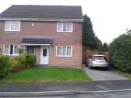 2 bed semi detached home in Hafod View Close...