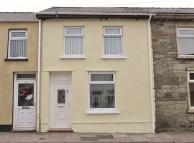 Terraced house in Glamorgan Street...