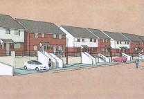 Terraced home for sale in Plot 23...