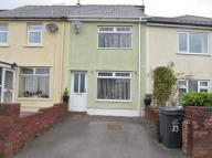 Terraced house in Clydach Street, Brynmawr