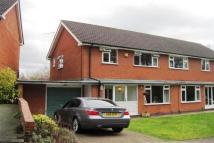 semi detached property to rent in Kingfisher Way...