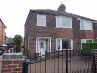 3 bed semi detached property in Princes Road, Bessacarr...