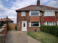 3 bedroom semi detached home in Ridge Balk Lane...