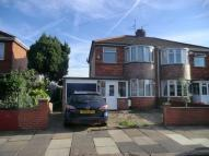 semi detached home in Cedar Road, Balby...