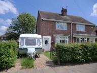 2 bed semi detached house in Knavesmire Gardens...