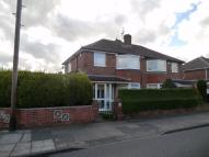 3 bed semi detached property in Grenville Road, Balby...