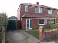 3 bedroom semi detached property in Birch Crescent...
