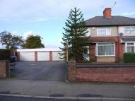 3 bed semi detached home for sale in Doncaster Road...