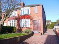 semi detached house in 33 Hill Top Lane...
