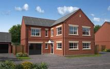 4 bed Detached property for sale in Plot One...
