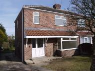semi detached house in Cedar Avenue, Wickersley...