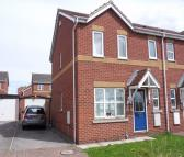 semi detached home for sale in Hollins Wood Grove...
