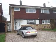 Kingsley Crescent semi detached property to rent