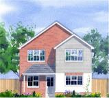 4 bed new property in Plot 1, First Avenue...