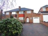 4 bed semi detached house in Ulverley Crescent...