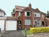 4 bedroom semi detached property in Jacey Road, Shirley