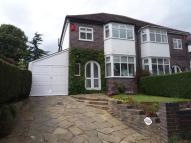 semi detached property in Shirley Road...