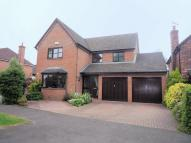 4 bedroom Detached house in Hay Lane, Monkspath