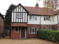 2 bed semi detached home in Hampton Road, Knowle...