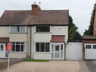 semi detached house for sale in Longdon Road, Knowle...