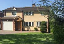 4 bedroom Detached home for sale in Longdon Road, Knowle...