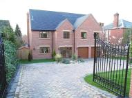 Detached property in Lichfield Road, Hopwas...