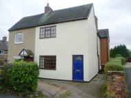 semi detached home in Nursery Lane, Hopwas