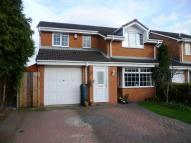 4 bed Detached property for sale in Cornwall Avenue, Fazeley...