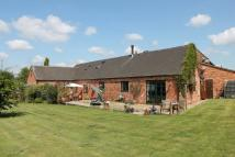 Barn Conversion in Coppilow Barn...
