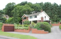 Detached property in Kilndown, Lichfield Road...