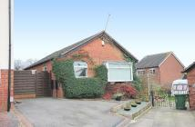 2 bed Detached Bungalow in The Gullet, Polesworth...