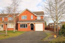 4 bed Detached home in Mansfield Close...