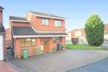 4 bed Detached property in Sorrel Drive, Kingsbury...