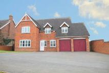4 bedroom Detached property for sale in Eddies Lane, ELFORD...