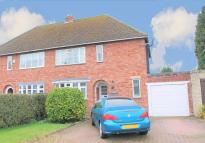 3 bed semi detached house in Park Lane...