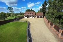 Detached house for sale in Farm Hall Lane...