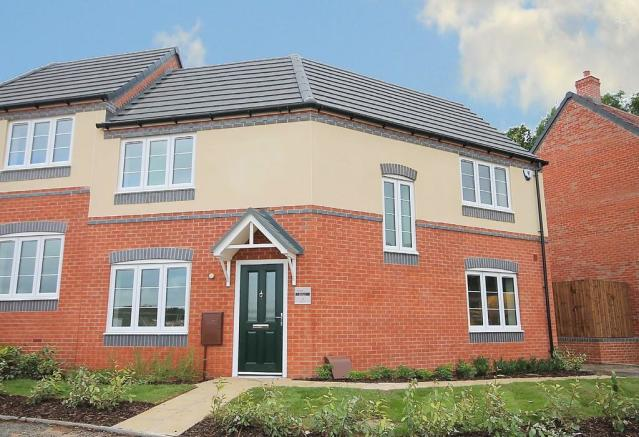 3 bedroom semi detached house for sale in hamble overwoods road hockley tamworth b77