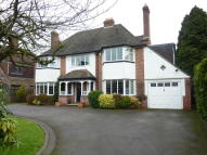 5 bed Detached house in Wyvern Road, Four Oaks...